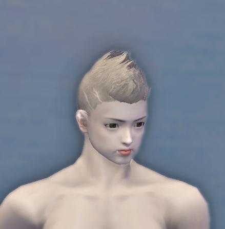 [Hair Change Ticket] Mohawk Style