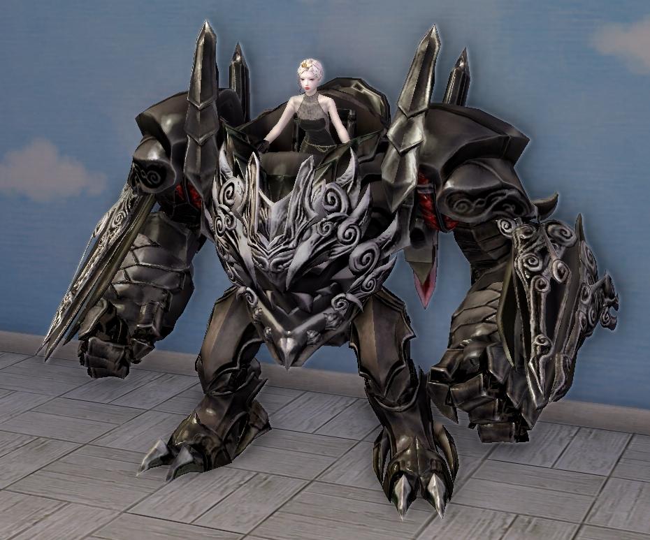 Shadow Wraith Tetsukagi