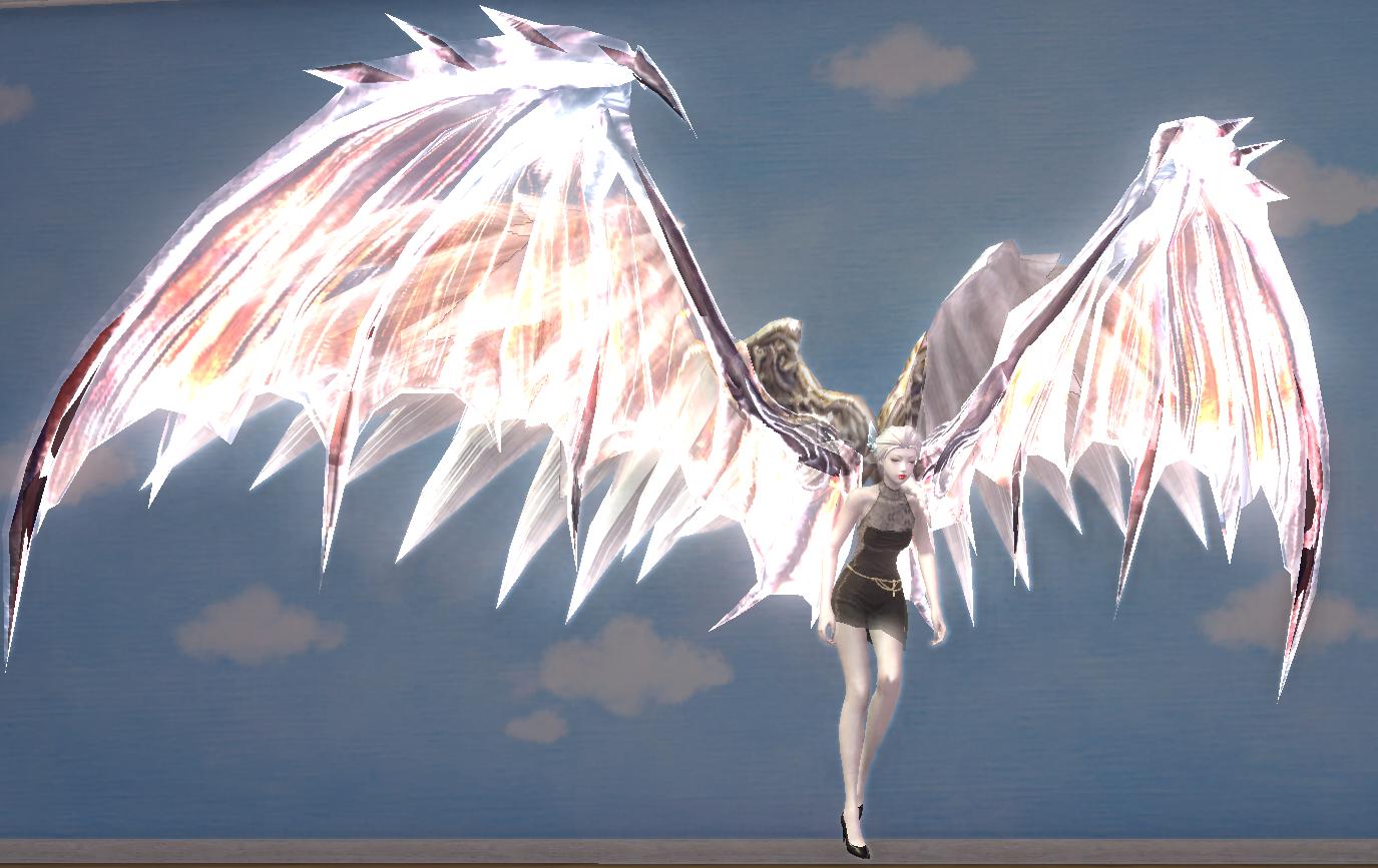 NPC Tiamat Eternal Wings