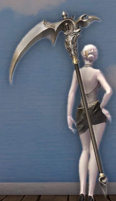 Shadow Wraith Kamayari