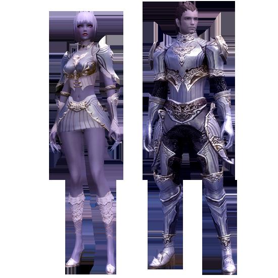 Majestic Light Armor