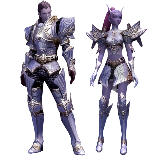 Majestic Heavy Armor