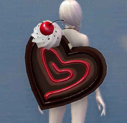 [Event] Heartseeker Shield