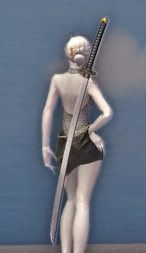 Shadow Wraith Odachi