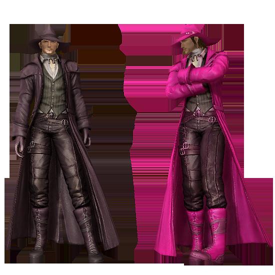 Dye: Hot Pink