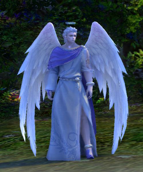 Seraphim GM Costume