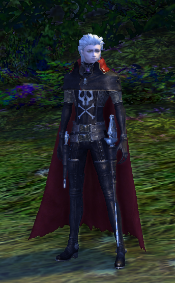 Captain Harlock's Outfit