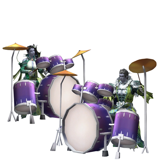 [Emotion Card] Play the Drum