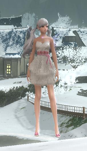 Dream Faerie's Costume