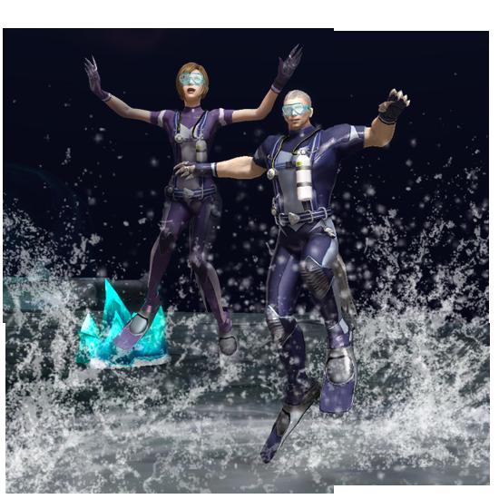 [Emotion Card] Diving