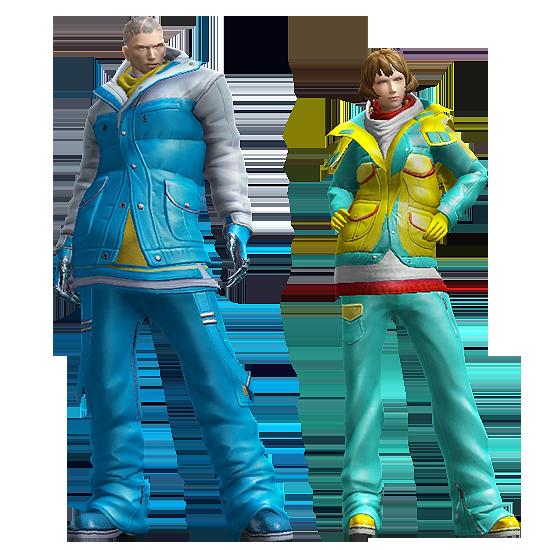 Slope Suit