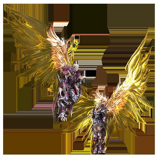 Ancient Spirit's Wings