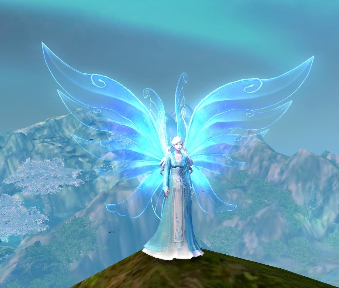 Shining Light's Wings