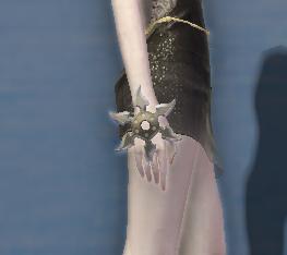 Shadow Wraith Shuriken