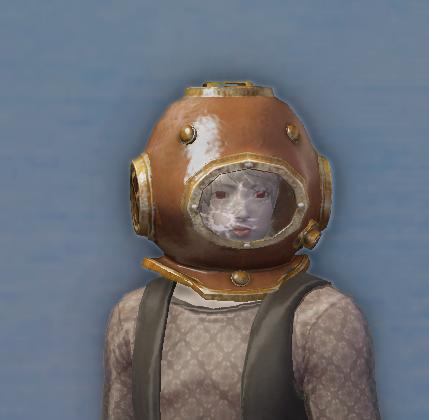 Diving Helmet/Summer Headwrap