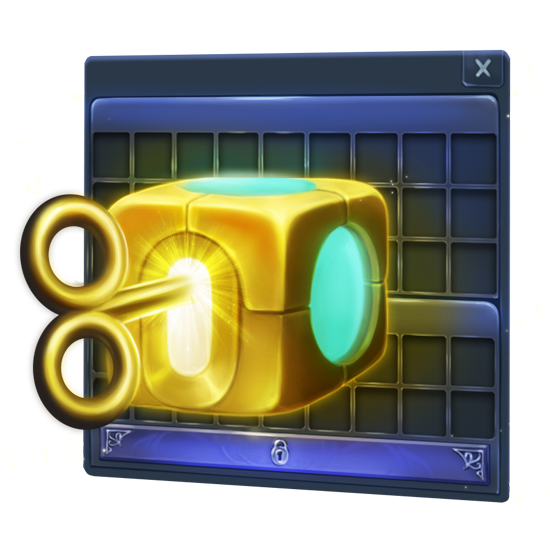 [Expand Card] Expand Cube Ticket (lvl 4)