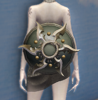 Shadow Wraith Shield