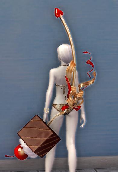 [Event] Heartseeker Bow