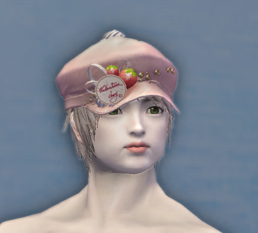 Sweet Couples' Hat