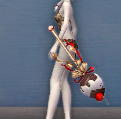 [Event] Heartseeker Mace