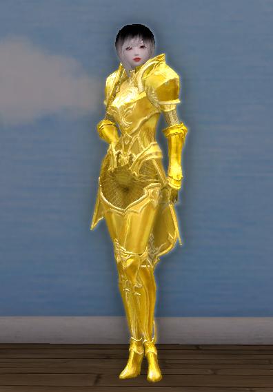 Golden Armor
