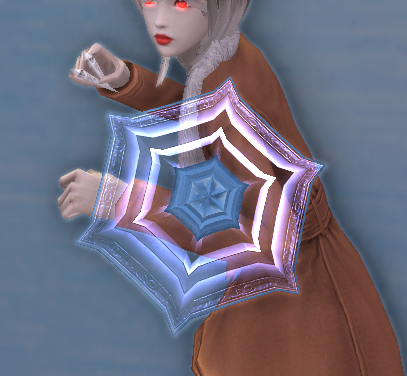 Mini Crystal Lucid Shield