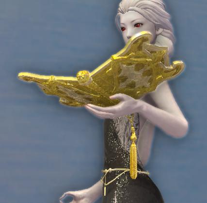 Golden Spellbook