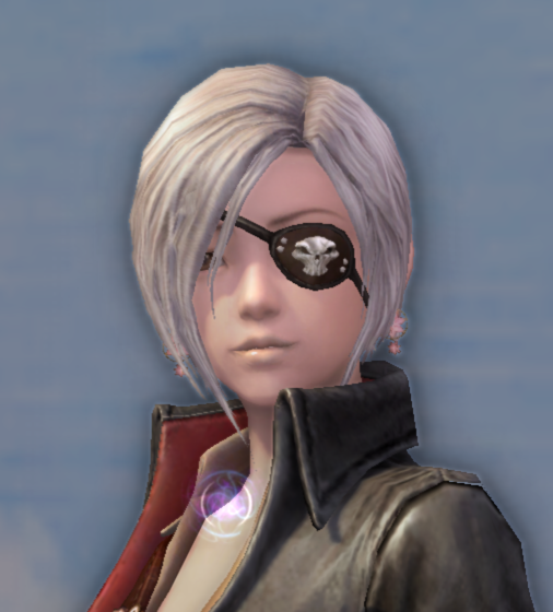 Pirate Captain's Eyepatch