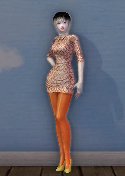 Nobody Retro Dress