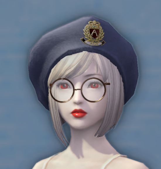 Fancy School Cap