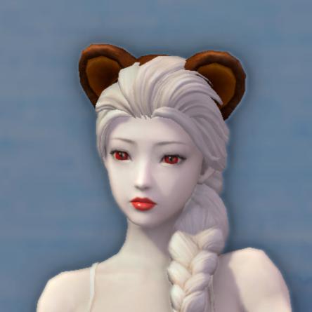 Bear Ear Headband