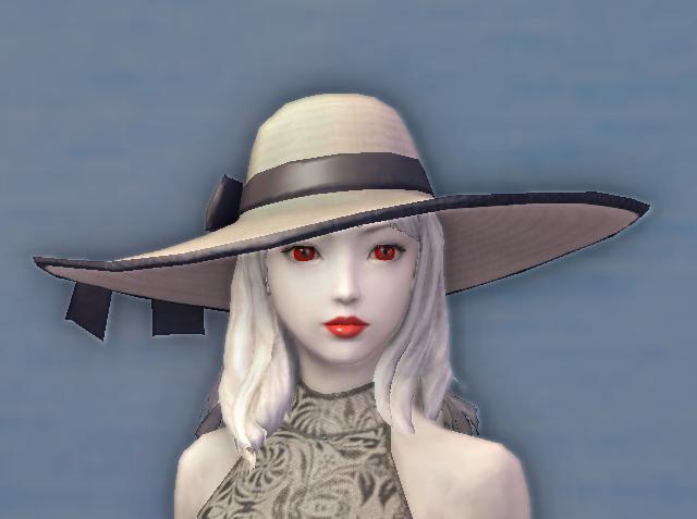 Rattan Hat