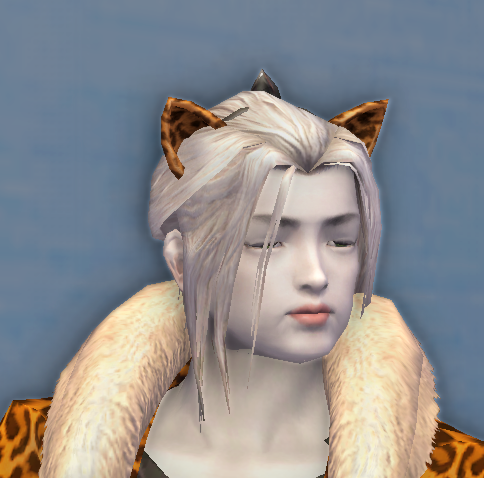 Leopard Headpiece