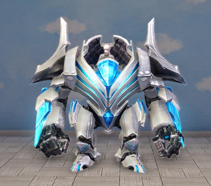 Frigid Cipher-Blade Skin