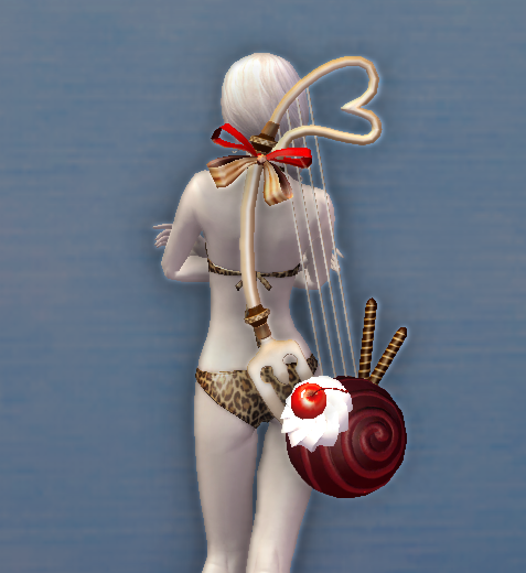 [Event] Heartseeker Harp