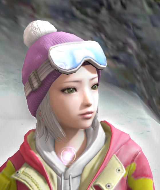 Lightweight Slope Helmet