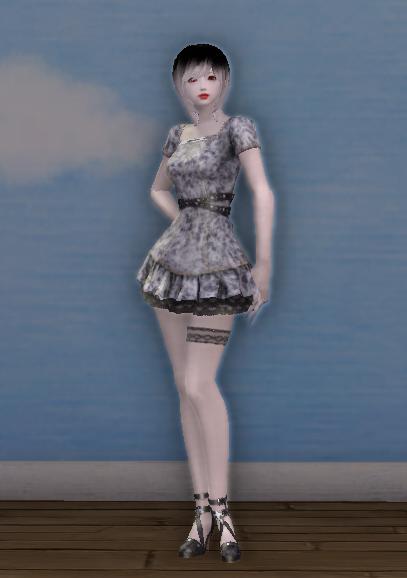 Hot Denim Dress