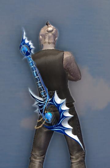 Coldsteel Harp Skin