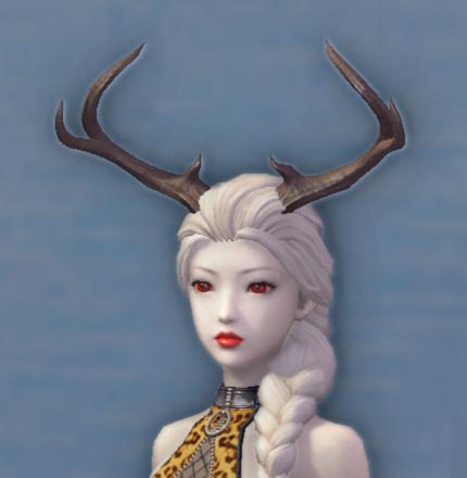 Pointy Horn Headgear