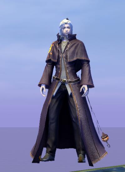 Sorcerer's Robe