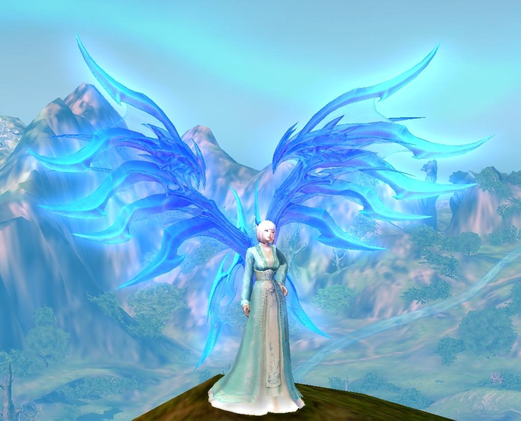 Splendid Light's Wings