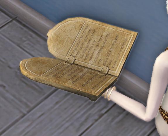 Rosetta's Tablet