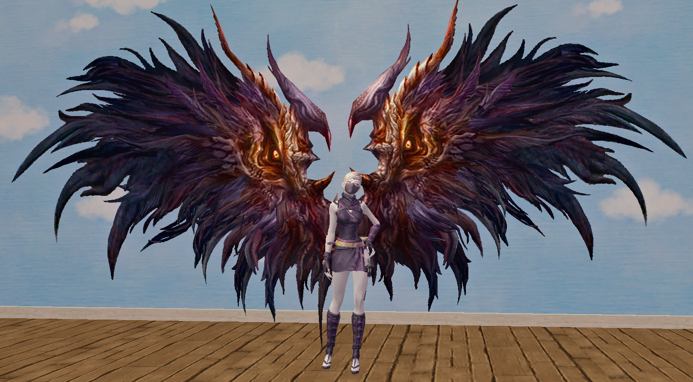 Sigyn's Wing Feather