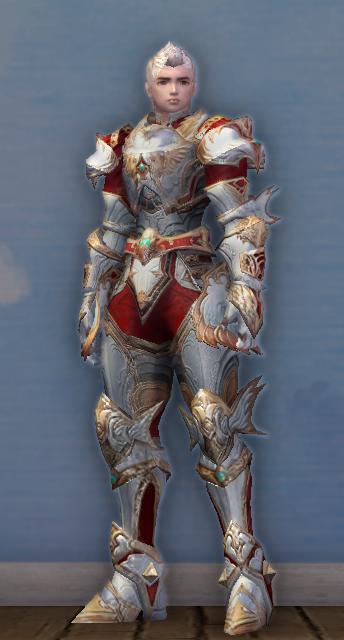 Dynasty Heavy Armor