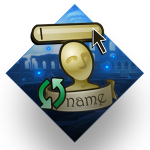 [Event] Name Change Ticket