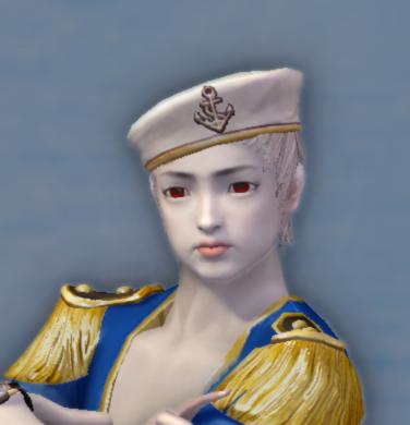 Cute Marine Cap