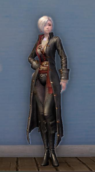 Pirate Captain Garb