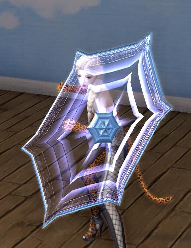Hazy Crystal Shield