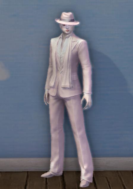 Luxury Suit