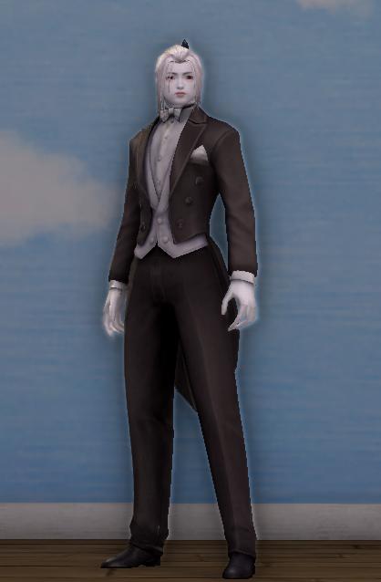 Wedding Dress/Tuxedo